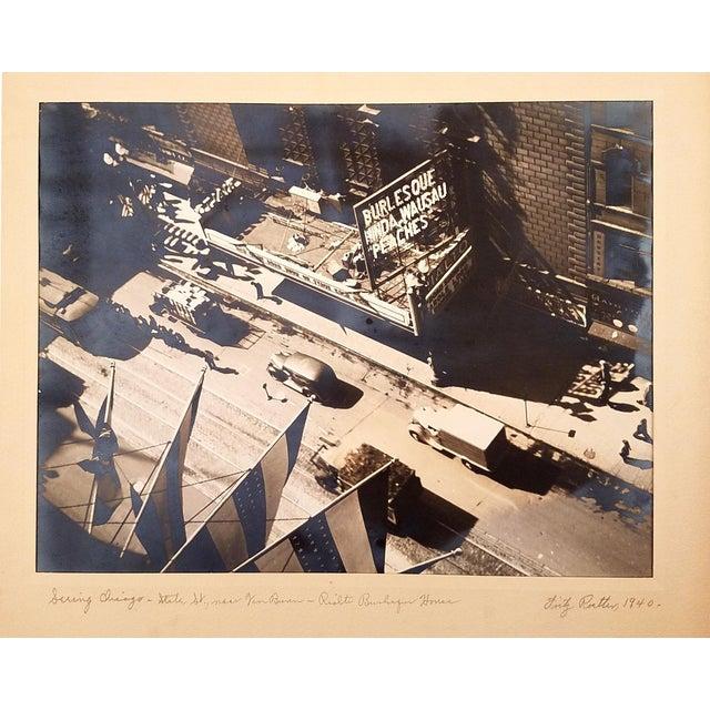 Image of 1940 Fritz Roetter Rialto Burlesque House Photograph