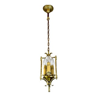 Spanish Colonial Style Hall Lantern