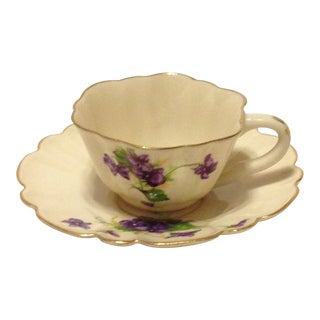 Laneige Demitasse Bone China Cup & Saucer