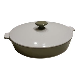 1970s Corning Ware Lidded Casserole Pan
