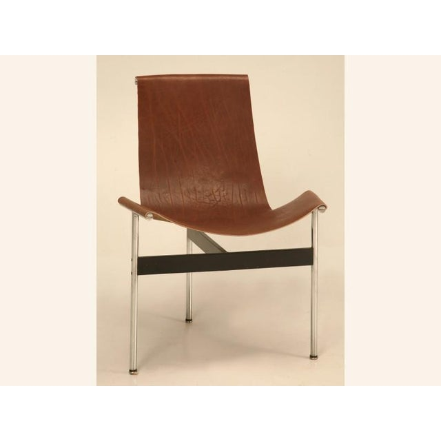 "Original Vintage ""T"" Chair by Katavolos, Kelly & Littell for Laverne International - Image 2 of 11"