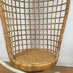 Image of Hanging Rattan Chair
