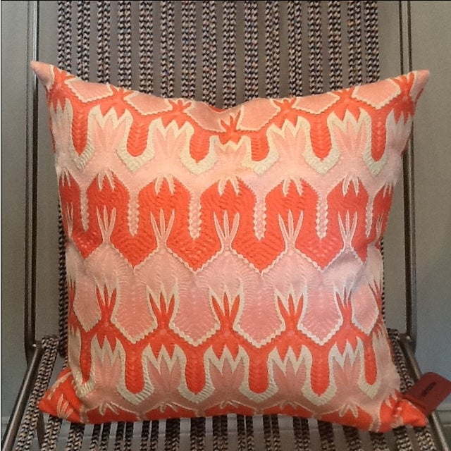Missoni Home 'Ormond' Smaller Pillow - Image 4 of 6