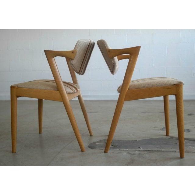 Kai Kristiansen Model 42 Dining Chairs - Set of 6 - Image 5 of 9