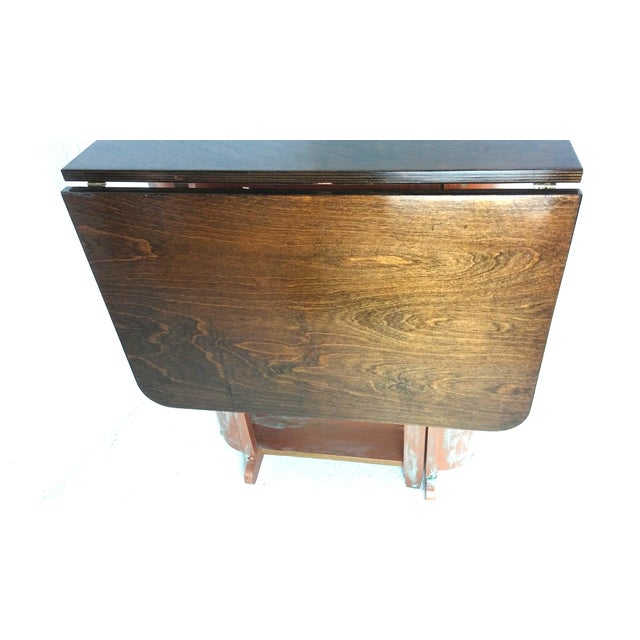Mid Century Modern Gateleg Table - Image 8 of 10