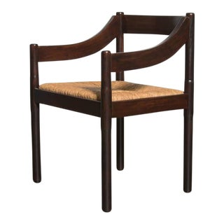 "Vico Magistretti for Cassina ""Carimate"" Chairs - Set of 4"
