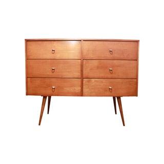 Paul McCobb Planner Group Six-Drawer Dresser