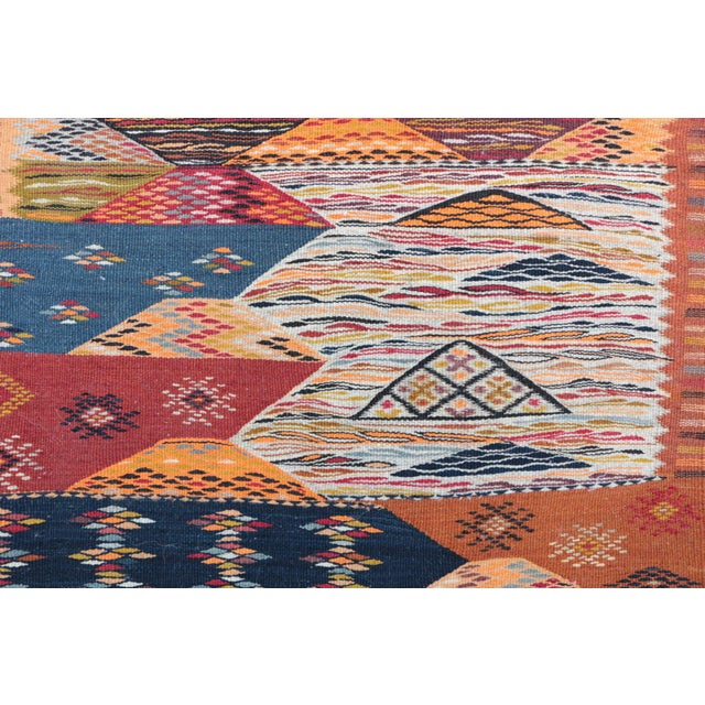 "Aknif Moroccan Rug - 2'1"" x 3'6"" - Image 2 of 4"