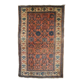 Antique Kurdish Rug- 3′10″ × 6′