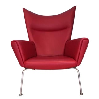 Wingchair by Hans Wegner
