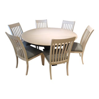 Ethan Allen Cooper Dining & Teagan Chairs