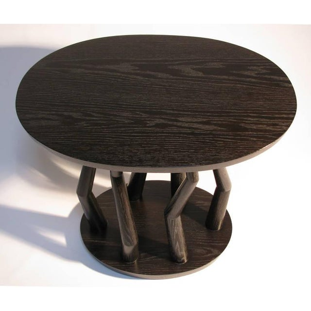 Cerused Oak Table by Marbello - Image 3 of 7