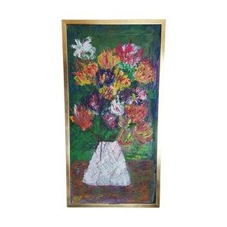Original Boho Still Life Oil Painting