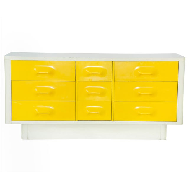 9-Drawer Raymond Loewy-Style Dresser - Image 1 of 6
