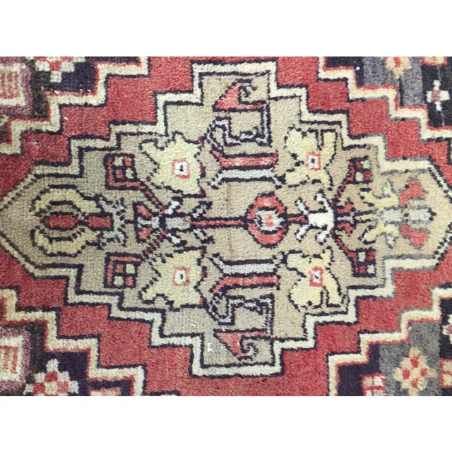 "Anatolian Persian Rug - 1'9"" X 3'6"" - Image 5 of 9"
