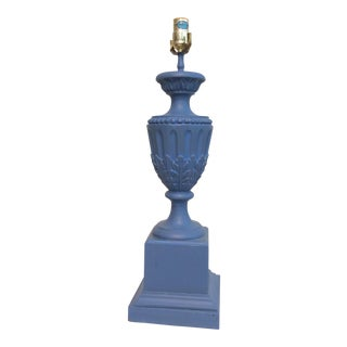Royal BlueTable Lamp Base