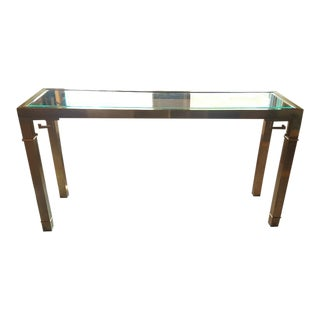 Mastercraft Greek Key Console