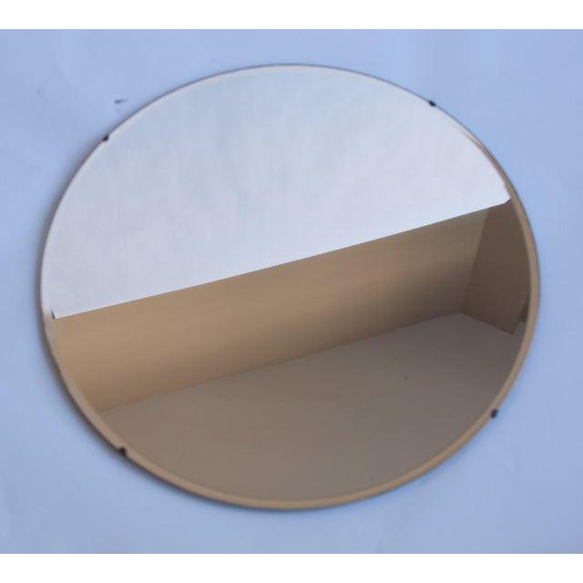 Image of Vintage Round Mirror