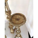 Image of Mirrored Candlesticks - Set of 4