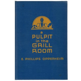 'Pulpit in the Grill Room' First Edition Book