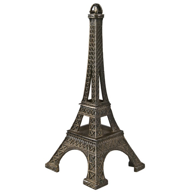 Image of French Eiffel Tower Model