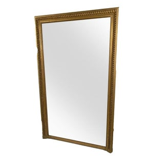European Gold Mirror C. 1920