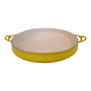 Jens Quistgaard Paella Pan by Dansk from the 60s