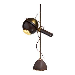 Oscar Torlasco Adjustable Table Lamp for Lumi, Italy, 1950s