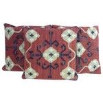 Image of Kilim Throw Pillows - Set of 3