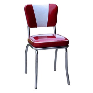 50's Retro V-Back Diner Chair