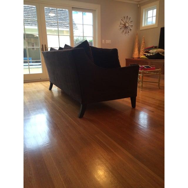 Image of Modern Highest Quality Velvet Sofa