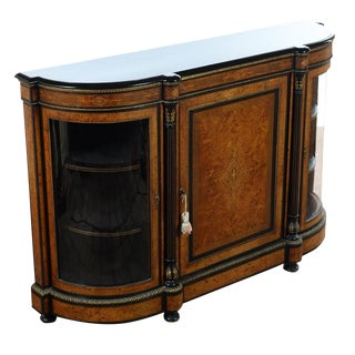 Antique 19th C. Napoleon III French Buffet
