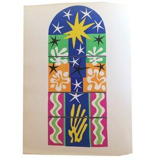 "Henri Matisse Original Lithograph ""Nuit De Noel"""