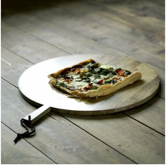Mango Wood Pizza Board - Image 2 of 3