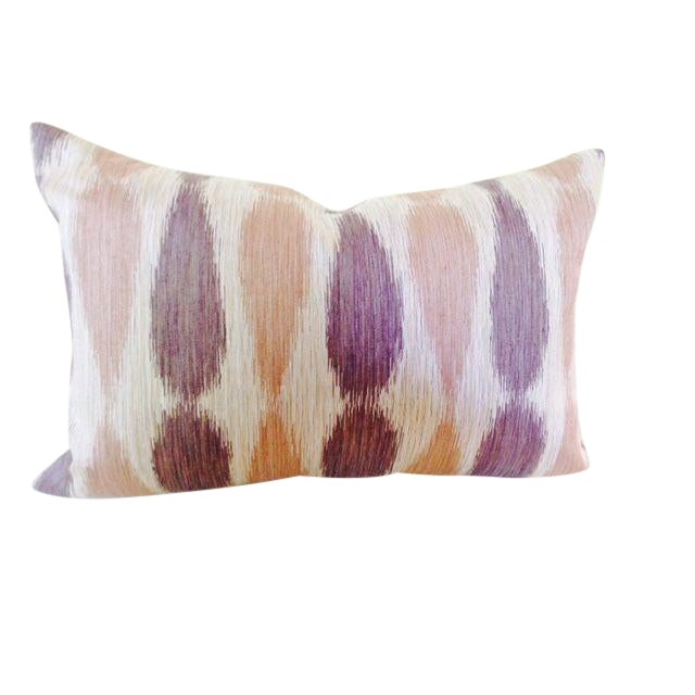 Lee Jofa Ikat Pillow - Image 1 of 5