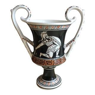 Vintage Kantharors Grecian Vase