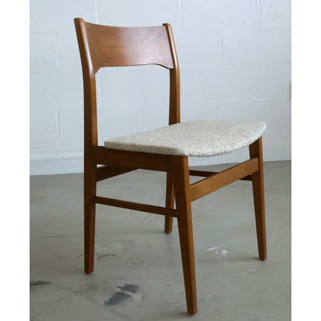 Danish Modern Dining Chairs - Set of 4 - Image 7 of 8