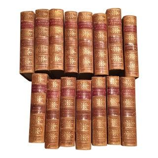 The Novels of Edward Bulwer Lytton - Set of 15