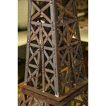 Image of Eiffel Tower Sculpture