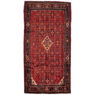 """Vintage Shiraz Wool Area Rug - 5' X 9'11"""""""