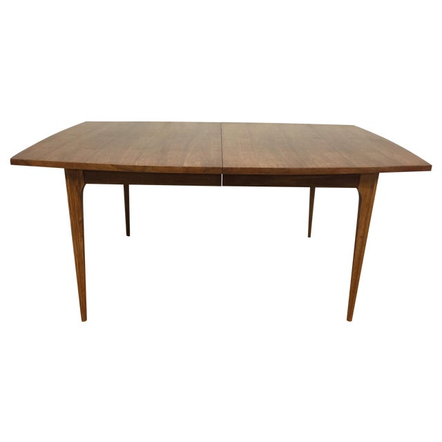 Broyhill Walnut Dining Table - Image 1 of 9