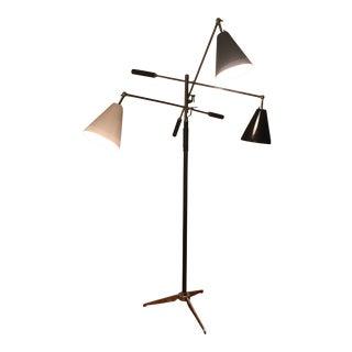 Arredoluce Style Triennale Floor Lamp