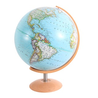 "National Geographic ""The Naturalist"" Light Globe"