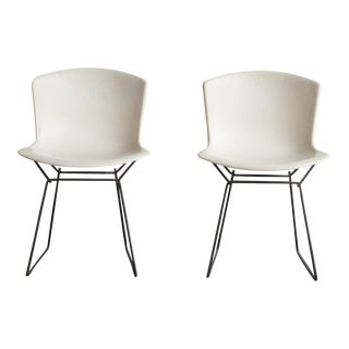 Harry Bertoia Enameled Side Chairs - A Pair