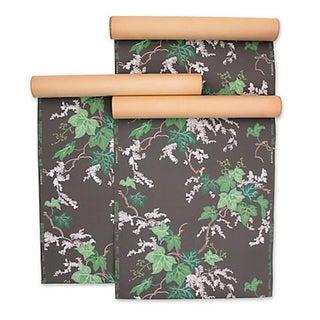 Vintage Imperial Ivy Wallpaper - 3 Rolls