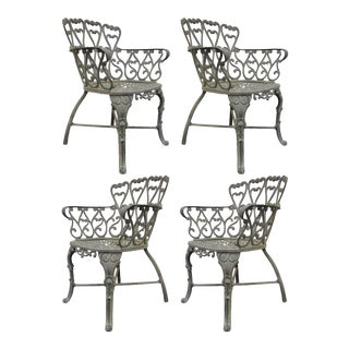 Vintage Amp Used French Country Patio And Garden Furniture