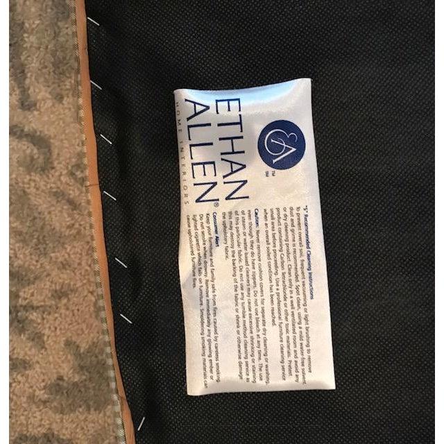Ethan Allen Slipper Chair - Image 6 of 7