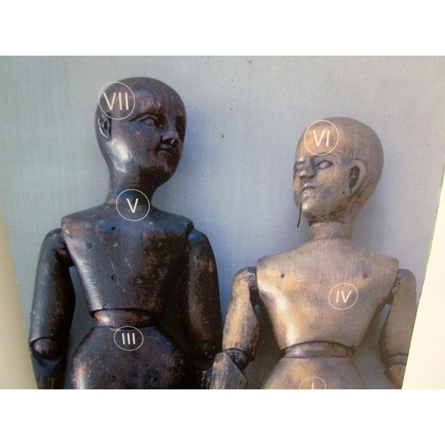 Image of Vintage Store Advertisement Mannequins Display