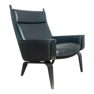 High Back Easy Chair by Hans Wegner for Getama