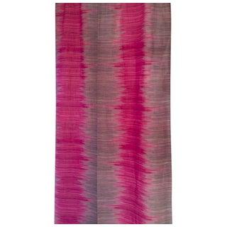 Carlton V Ankara Ikat Linen Fabric - 3.25 Yards